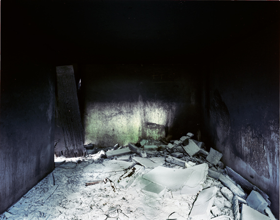 """Fighting City, #2"", 2008, Inkjet-print, 100 x 120 cm"
