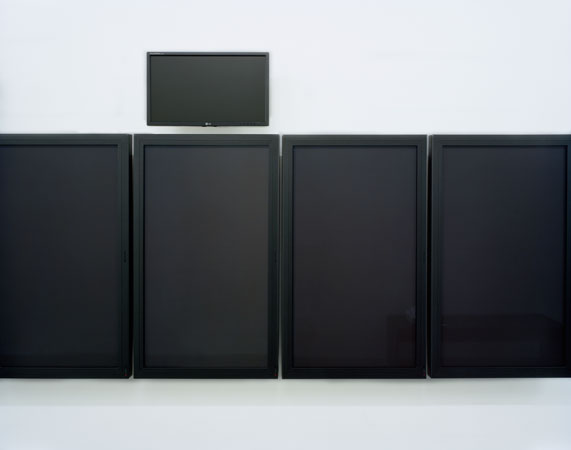 &quot;Derivative #30&quot; <br />2011, Inkjet-print, 100 x 125 cm