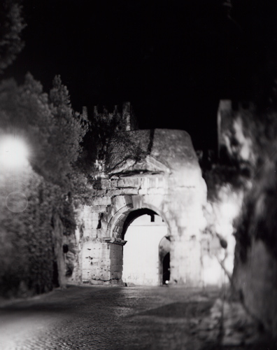 """from Las Vegas to Rome, #11"", 2003, C-print, 126 x 105 cm"