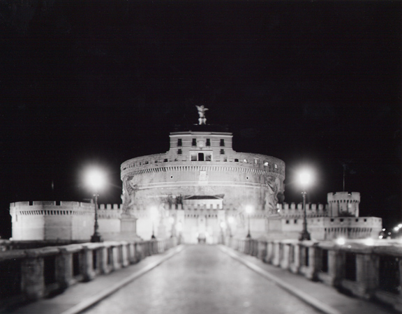 """from Las Vegas to Rome, #21"", 2003, C-print, 105 x 126 cm"