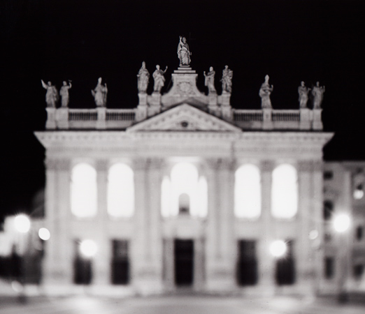 """from Las Vegas to Rome, #26"", 2003, C-print, 105 x 126 cm"