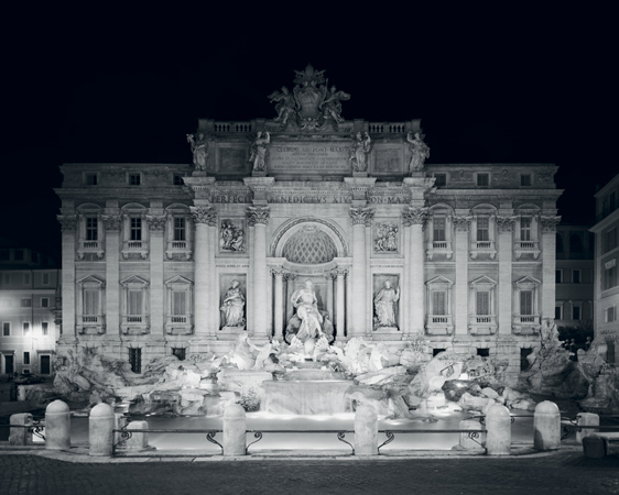 """from Las Vegas to Rome, #27"", 2003, C-print, 105 x 126 cm"